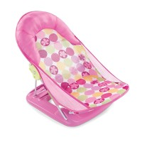 Summer Infant 09585 Deluxe Baby Bather Pink 012914095850