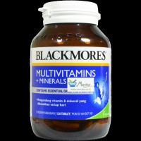 Blackmores Multivitamin Minerals
