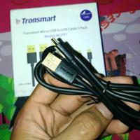 Kabel Data Premium Tronsmart Gold Plated Copotan MUPP1 1 Meter