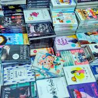 Novel BEBAS PILIH 1 PAKET 4 - TERE LIYE BOY CANDRA RISA WULANFADI DLL