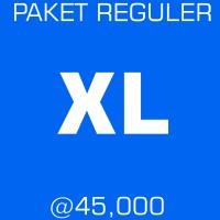 PAKET REGULER XL
