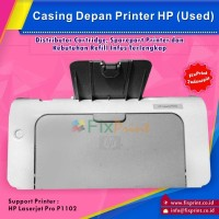 Casing Depan, Front Cover Printer HP Laserjet P1102 P 1102 p1102 Used