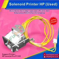 Selenoid Printer HP Laserjet P1102, Pick Up Gear Penarik Kertas p1102