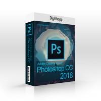 Adobe Photoshop CC 2018 1 Tahun Mac Windows