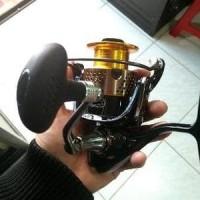 Reel Ryobi Verum 4000. metal body. alat pancing murah Murah