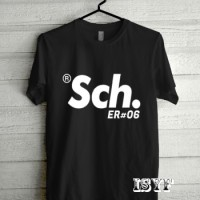 Baju Distro / Kaos RSCH Code B30 / Tshirt Keren