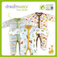 Jelova Jumper Baby Bayi Tutup Kaki Dreamwear Velvet SNI STANDART