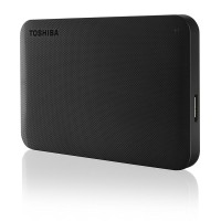 Toshiba Canvio External Hard Disk Drive 500GB