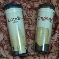 Starbucks Tumbler London & England