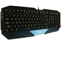 Keyboard Gaming HP K1000