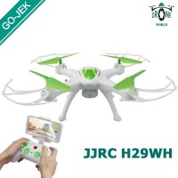 JJRC H29 H29W WIFI FPV REAL TIME HD KAMERA DRONE RC VS SYMA X5HW
