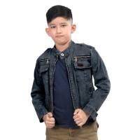 JAKET DISTRO ASLI - Jaket Anak Laki Laki Model Canvas Casual pria bcl