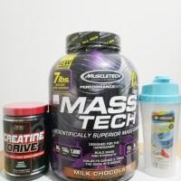 Muscletech Mass Tech Masstech Gainer 7lbs