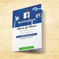 Undangan Pernikahan Amplop & Facebook