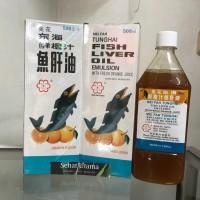 Fish Liver Oil Emulsion (Mei Fah Tunghai)