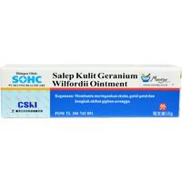 Salep Kulit Geranium Wilfordii Ointment (Eksim, Gatal, Bengkak, Ruam)