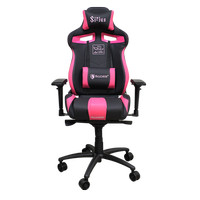 Sades Sirius Ergonomic Gaming Chair/Kursi Pink-Black Angel Edition
