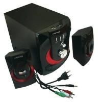 Speaker Bluetooth FM Radio USB SD Memory ADVANCE M250BT