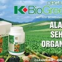 K-Biogreen 500gr k-link (bisa u/naikkan/turunkan berat badan/diet)