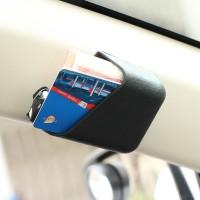 Tempat Kartu E-Toll / ETOLL card storage / Car Pillar Pocket Organizer