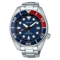 Seiko Prospex Sumo Pepsi SBDC057 Automatic Diver 200M Men Blue Dial