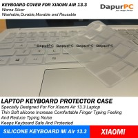 Keyboard Protector Xiaomi Air 13.3 Silicone Laptop Skin Cover