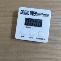 Timer digital count up & down