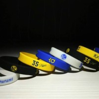 2abc2c7e3c36 Kevin Durant Basketball Silicone Bracelets