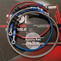 Kabel / Selang Rem Depan 35 inch / 90cm - TDR Racing