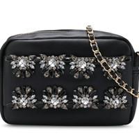 Jewelled Crossbody Bag/Zalora/Tas Wanita/Murah/Import