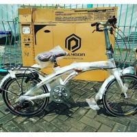 Sepeda Anak Lipat Jie Yang 20