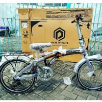 Sepeda Lipat Anak Jie Yang 20