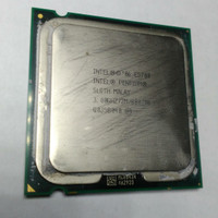 Processor intel lga 775 dualcore 3.0 ghz E5700
