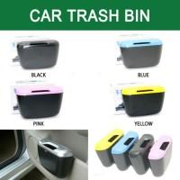 Trash car Dashboard/ Tempat Sampah Mobil /Car Trash Bin Tisue