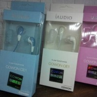 Earphone Cowon CE1 iAUDIO