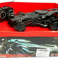 Mainan anak mobil remote rc vehiclem batman vs superman