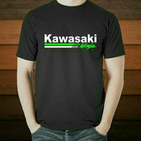 Harga kaos kawasaki ninja baju otomotif kawasaki ninja tshirt | Pembandingharga.com