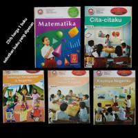 Buku PR Tematik 4 SD Intan Pariwara Evaluasi Tematik Terpadu