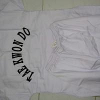celana baju atasan atau bawahan saja silat taekwondo karate pemula