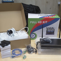 kamera cctv Wireless HD FULL KIT