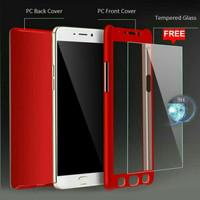 Nokia 5 Nokia5 Case Casing Cover Hp Full 360 Depan Belakang Plus TG