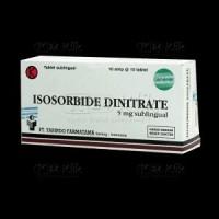 isosorbid | obat jantung