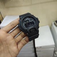 JAM TANGAN PRIA DIGITAL CASIO G-SHOCK DW 6900 FULL BLACK
