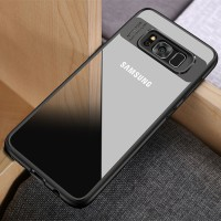 Samsung J2 Prime Grand Prime case hp cover transparan CLEAR AUTO FOCUS