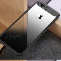 Motorola Moto E4 Plus case casing hp cover transparan CLEAR AUTO FOCUS
