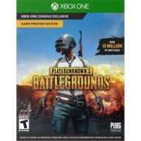 KASET GAME XBOX PlayerUnknown's Battlegrounds (Download Card Inside)