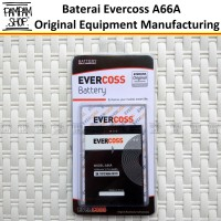 Baterai Cross Evercoss A66A Elevate Y Original Double Power Evercross