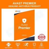 Antivirus Avast Premier 2017 Original 4 Year 3 PC