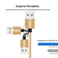 TOPK Kabel Charger Magnetic Micro USB - CS2311