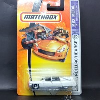 matchbox 1963 cadillac hearse - 2